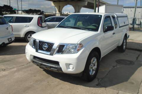 2013 Nissan Frontier S for sale at Carfast in Houston TX