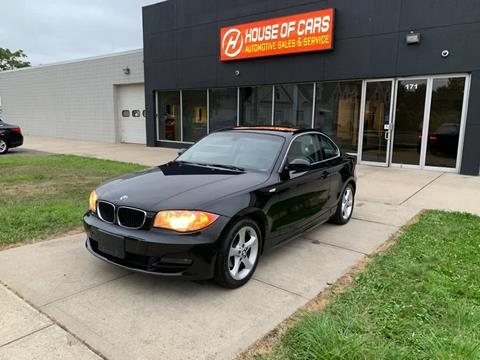2009 BMW 1 Series for sale in Meriden, CT