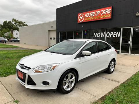 2013 Ford Focus for sale in Meriden, CT