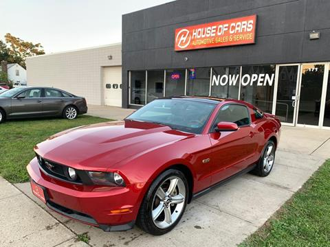 2011 Ford Mustang for sale in Meriden, CT