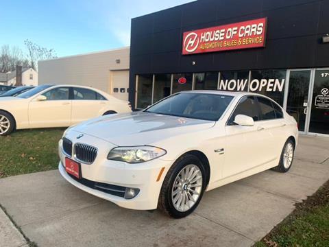 2012 BMW 5 Series for sale in Meriden, CT
