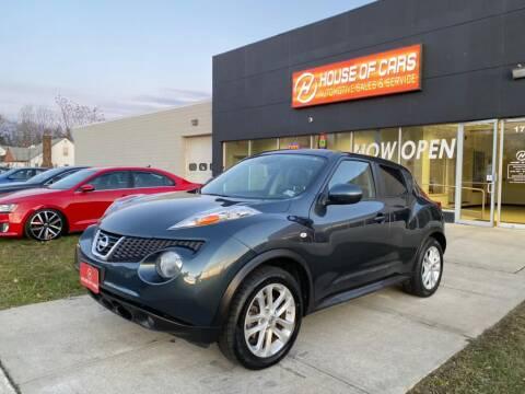 2011 Nissan JUKE for sale in Meriden, CT