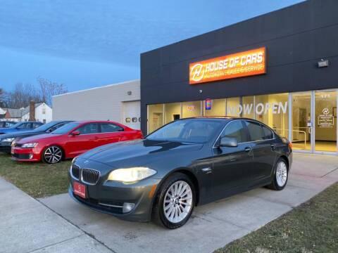 2011 BMW 5 Series for sale in Meriden, CT