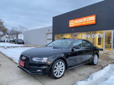 2014 Audi A4 for sale in Meriden, CT