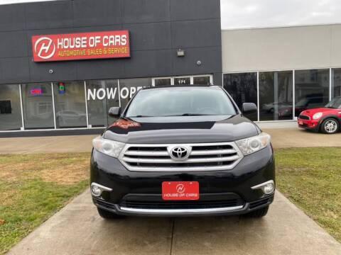2013 Toyota Highlander for sale in Meriden, CT