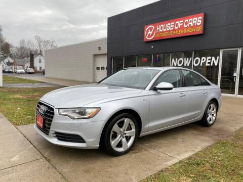 2012 Audi A6 for sale in Meriden, CT