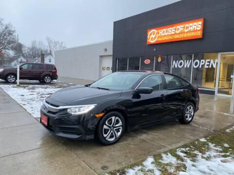 2016 Honda Civic for sale in Meriden, CT
