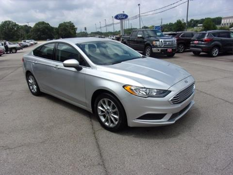 2017 Ford Fusion for sale in Commerce, GA