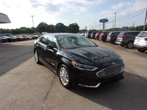 2019 Ford Fusion Hybrid for sale in Commerce, GA