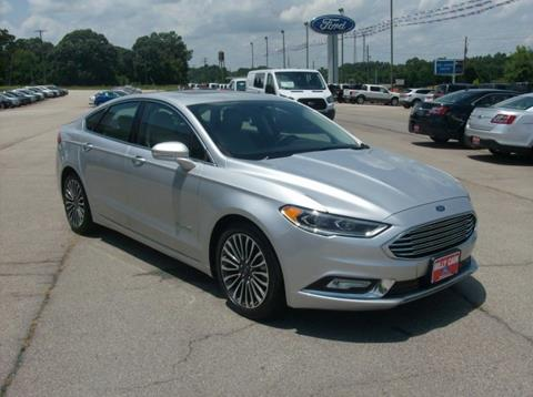 2017 Ford Fusion Hybrid for sale in Commerce, GA