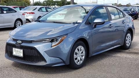 2020 Toyota Corolla for sale in Houston, TX