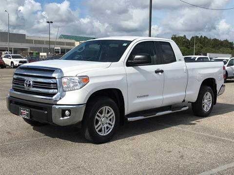 2017 Toyota Tundra for sale in Houston, TX