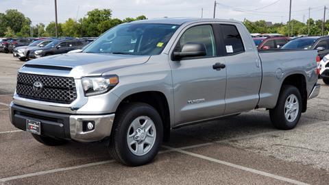 Carros De Venta En Houston De Dueño A Dueño >> 2019 Toyota Tundra For Sale In Houston Tx