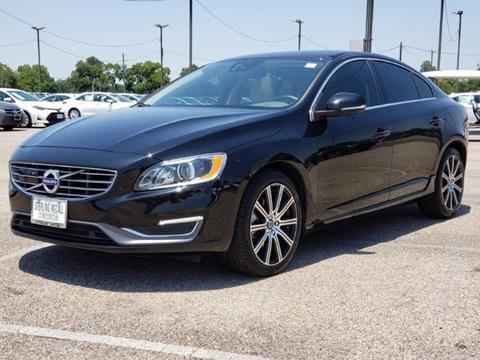 2017 Volvo S60 for sale in Houston, TX