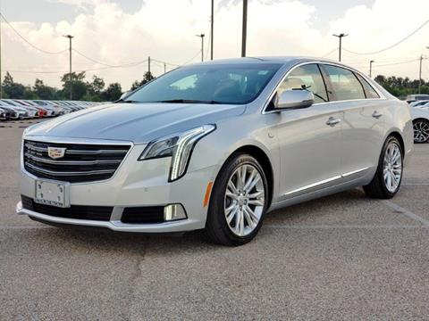 2018 Cadillac XTS for sale in Houston, TX