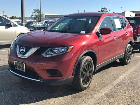 2016 Nissan Rogue for sale in Houston, TX
