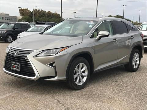 2017 Lexus RX 350 for sale in Houston, TX