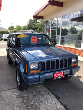 1999 Jeep Cherokee for sale in Salem, OR