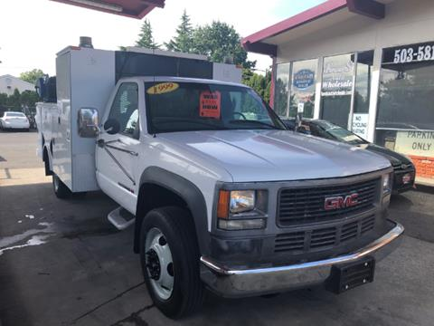 1999 GMC Sierra 3500 for sale in Salem, OR