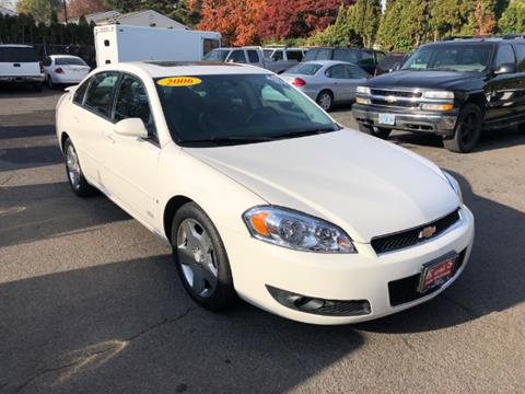 2006 Chevrolet Impala for sale in Salem, OR