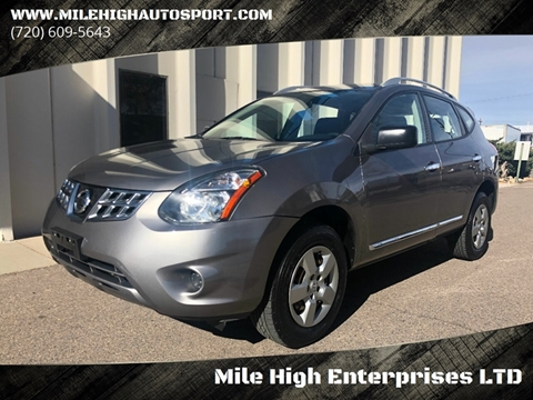 2015 Nissan Rogue Select for sale in Denver, CO