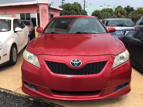 Toyota Merritt Island >> 2008 Toyota Camry For Sale In Merritt Island Fl