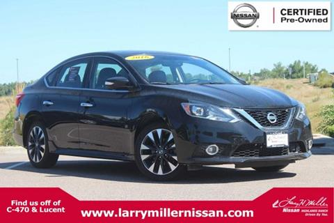 2016 Nissan Sentra for sale in Highlands Ranch, CO