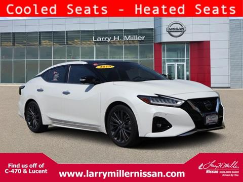 2019 Nissan Maxima for sale in Highlands Ranch, CO