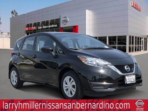2018 Nissan Versa Note for sale in San Bernardino, CA