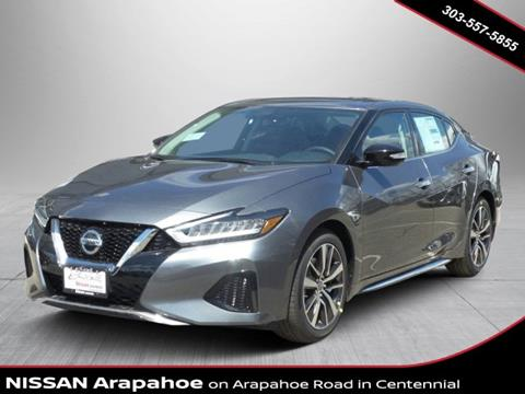 2019 Nissan Maxima for sale in Centennial, CO