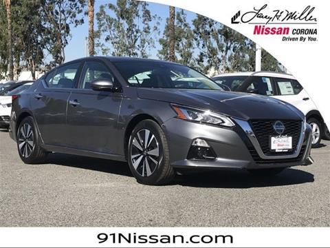 2019 Nissan Altima for sale in Corona, CA