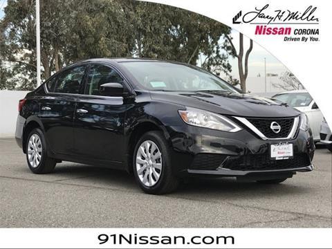 2019 Nissan Sentra for sale in Corona, CA