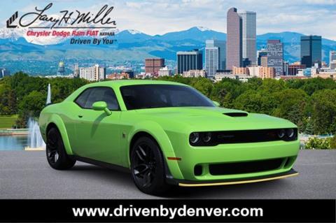 2019 Dodge Challenger for sale in Denver, CO