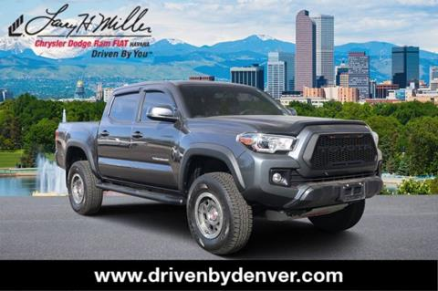 2017 Toyota Tacoma for sale in Denver, CO