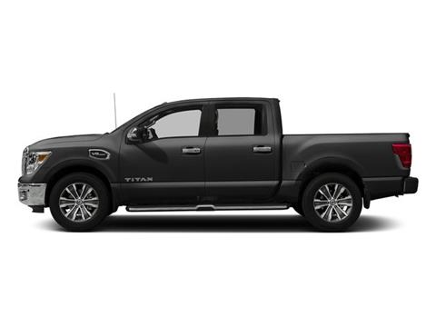 2017 Nissan Titan for sale in Denver, CO