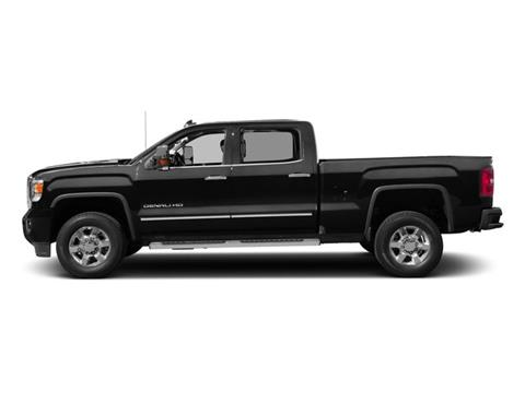 2016 GMC Sierra 3500HD for sale in Denver, CO