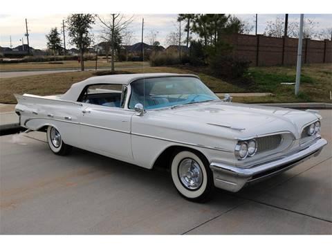 1959 Pontiac Bonneville for sale in Conroe, TX