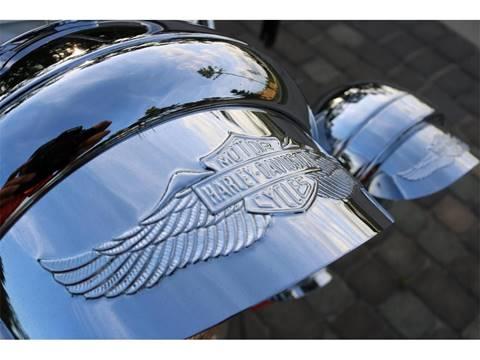 2003 Harley-Davidson FLSTCI