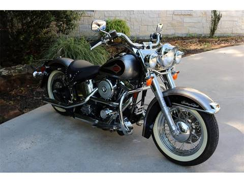 1997 Harley-Davidson Heritage Softail  for sale in Conroe, TX