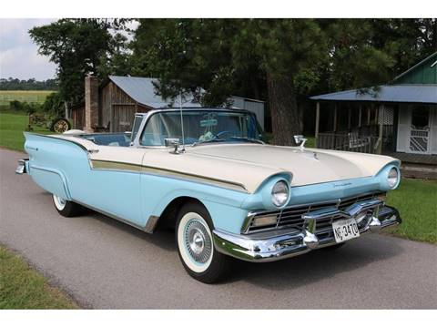 1957 Ford Fairlane 500 for sale in Conroe, TX
