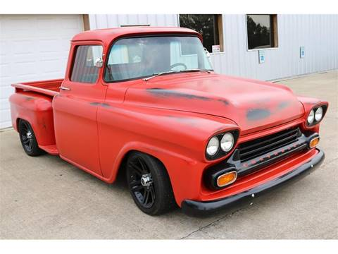 1958 Chevy Apache For Sale >> 1958 Chevrolet Apache For Sale In Conroe Tx