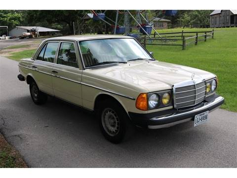 1982 Mercedes-Benz 300-Class for sale in Conroe, TX