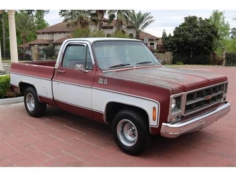 1979 GMC C/K 1500 Series for sale in Conroe, TX