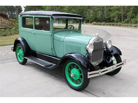 1929 Ford Model A for sale in Conroe, TX