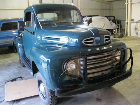 1948 Ford F-100 for sale in Conroe, TX