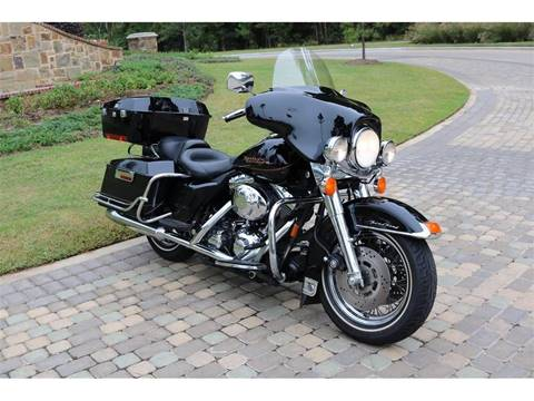 1999 Harley-Davidson Road King for sale in Conroe, TX