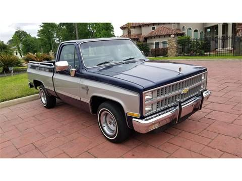 1982 Chevrolet C K 10 Series For Sale In Conroe Tx