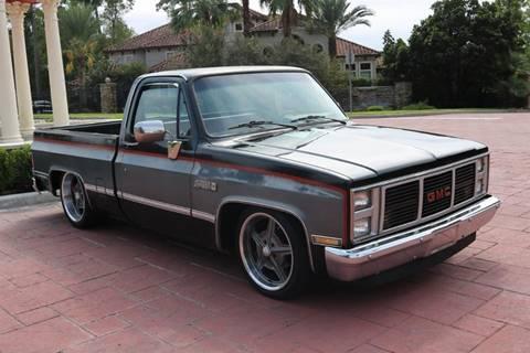 1987 GMC R/V 1500 Series R1500