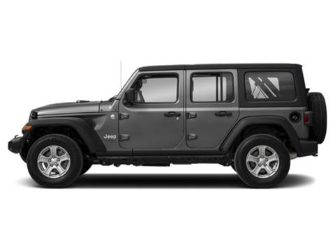 2020 Jeep Wrangler Unlimited for sale in Aurora, CO