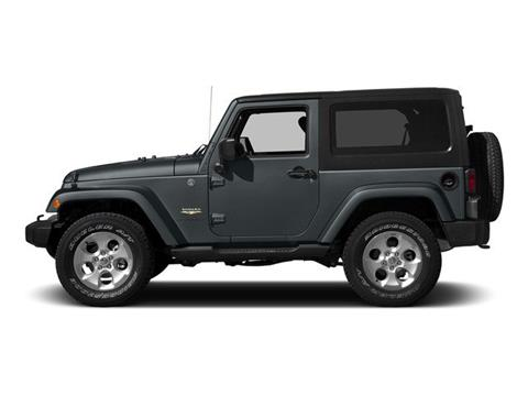 2015 Jeep Wrangler for sale in Aurora, CO